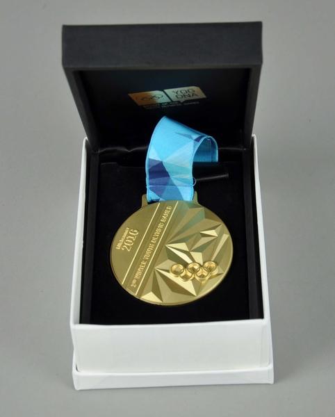 medalje stilling ol 2016