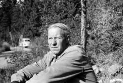Håkon Nygaardsmoen. seterbruk på Hedmarken,