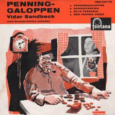 Vidar Sandbeck EP nr. 9 (på svensk)