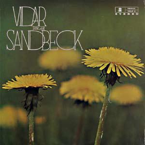 Vidar Sandbeck LP nr. 2 Vidar synger Sandbeck (Foto/Photo)