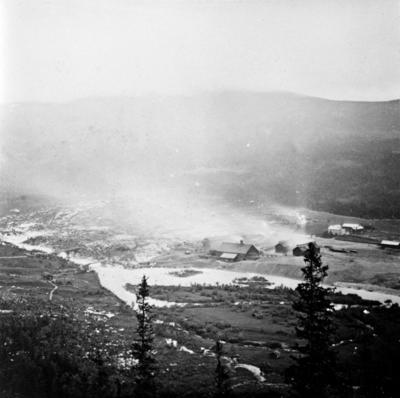 Eidet Smeltehytte 1877