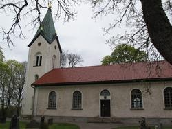 Tiveds kyrka, antikvarisk medverkan in- och utvändig renover