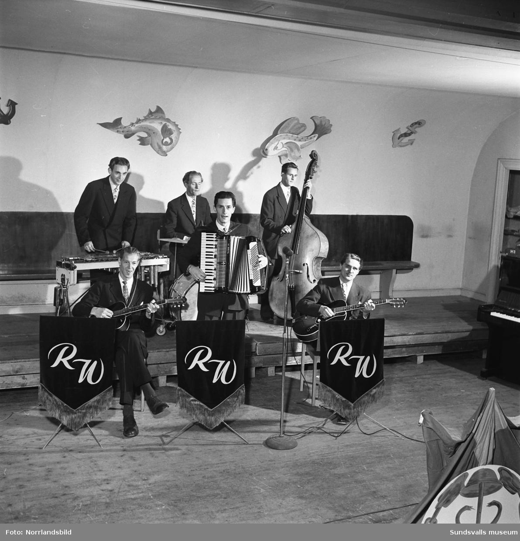 Roy Williams orkester.