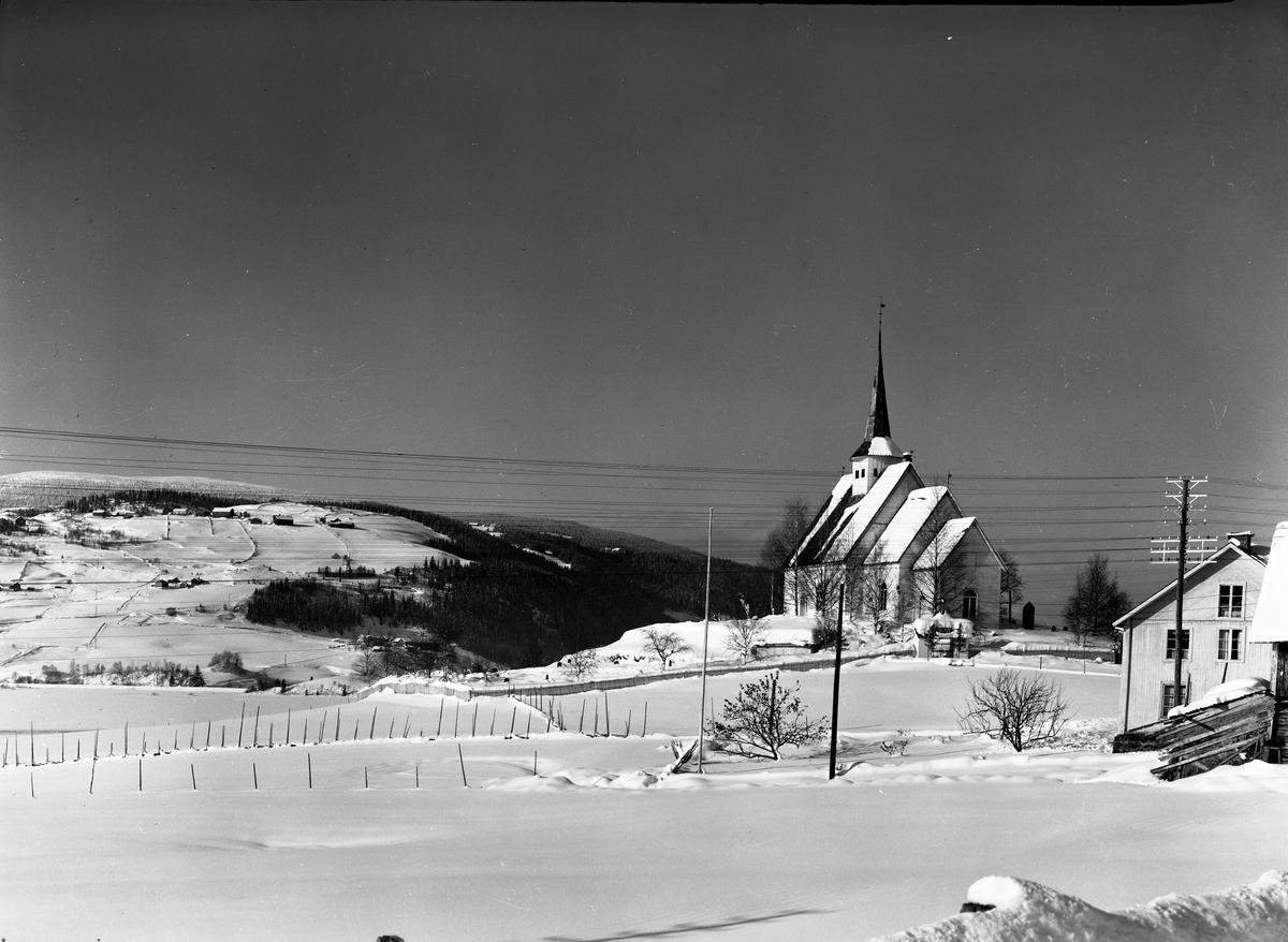 Ulnes kirke, Nord-Aurdal.