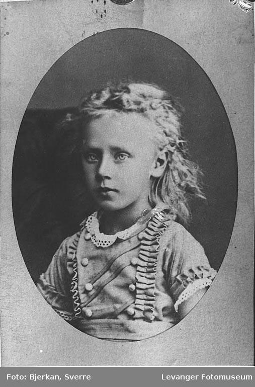 Portrett av Chr Øvre fornavn ukjent