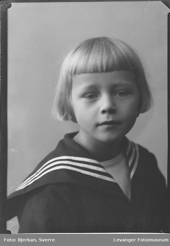 Portrett av Aksel Johannessen