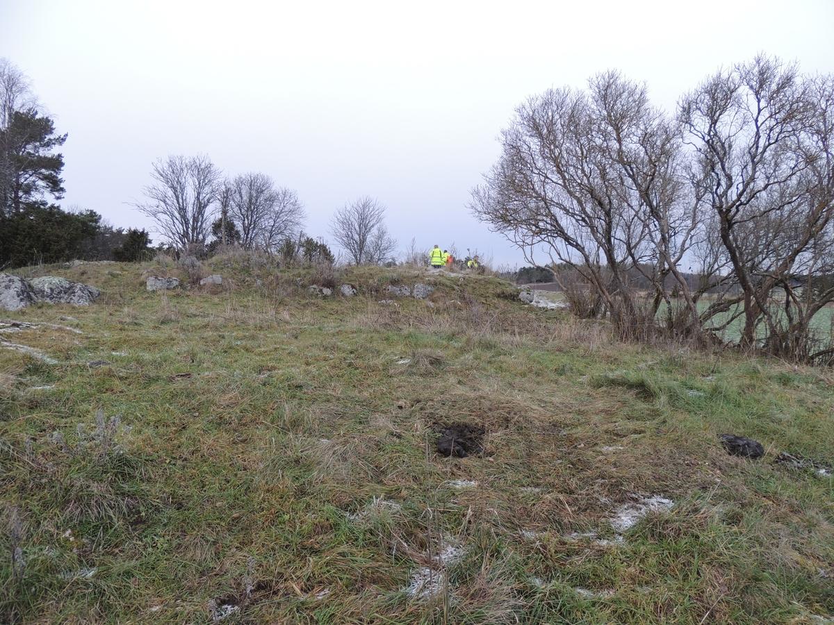 Arkeologisk utredning, Markim 95:1, husgrund vid Ybelholm, Markims socken, Uppland 2017