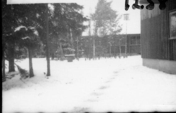 Mullsjö friluftsgård. Batteri Ekman.