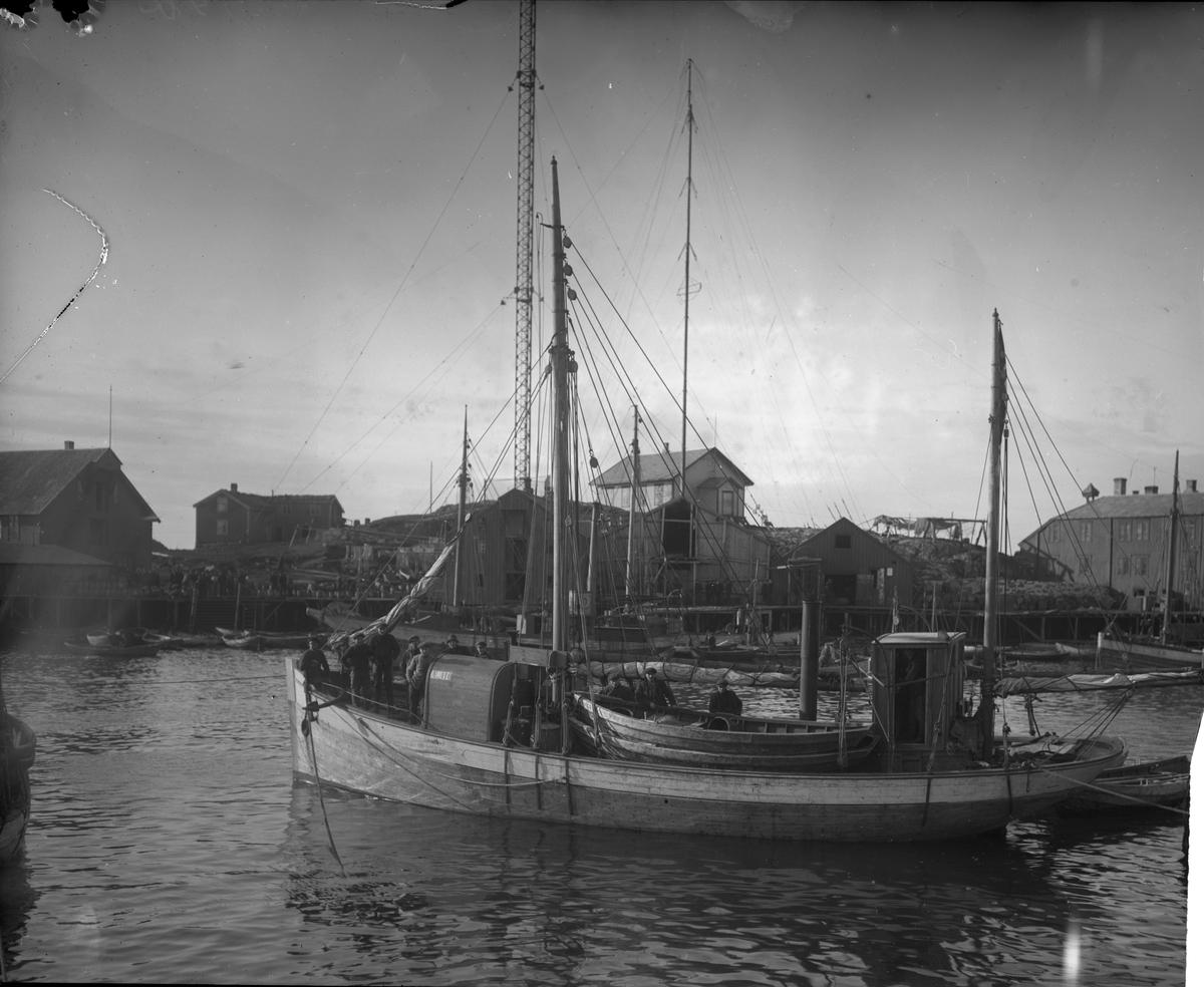 Fiskekutter Reg. Æ410