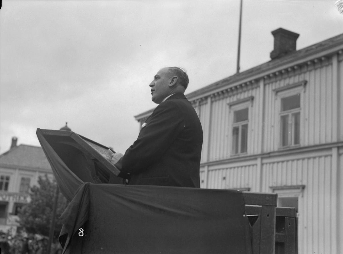 Trøndelag Arbeiderkorforbunds sangerstevne