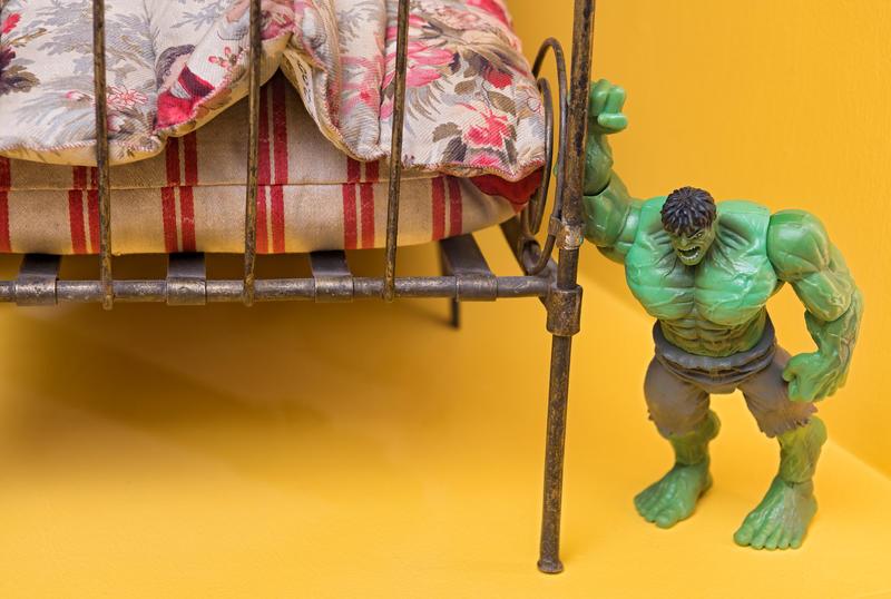 Hulken, dukkeseng (Foto/Photo)