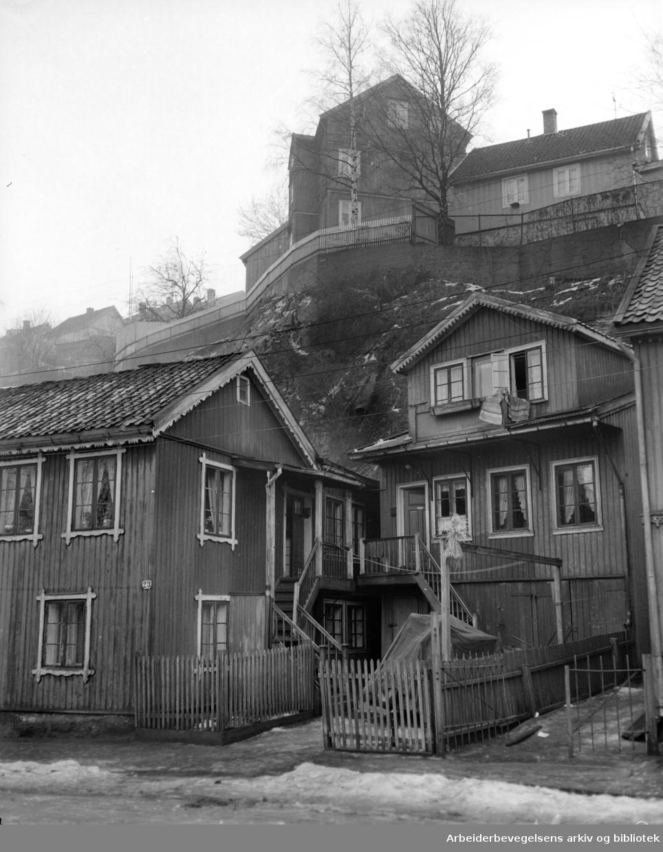 Konows gate. 29. januar 1949