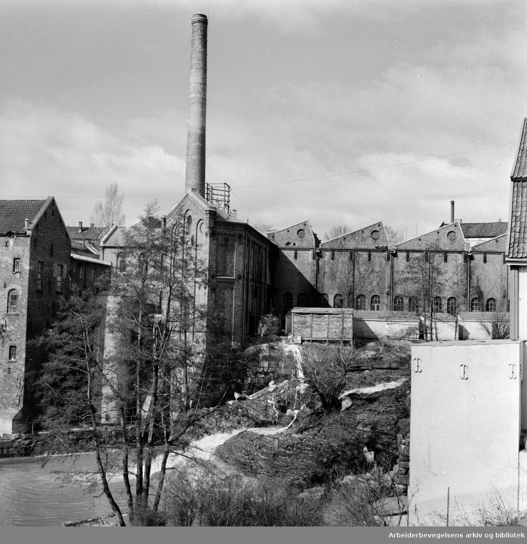 Beierbrua. April 1963