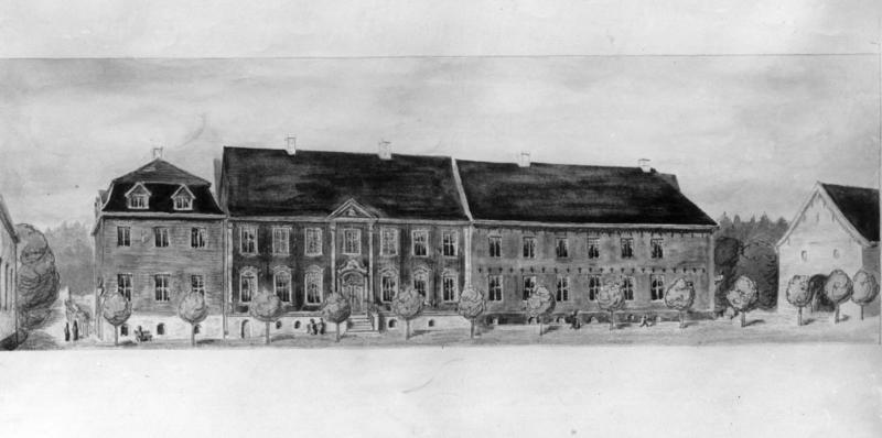 Skisse til Bysamlingen