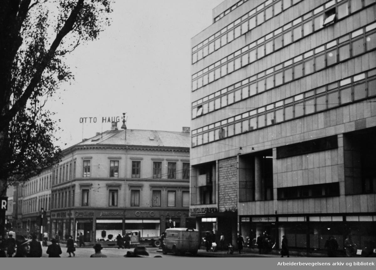 Oslo Arbeidersamfund. 1956