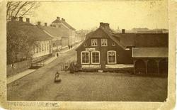 Fredrikstad, Vestsiden, Storgaten 13, (Goplengården, før o