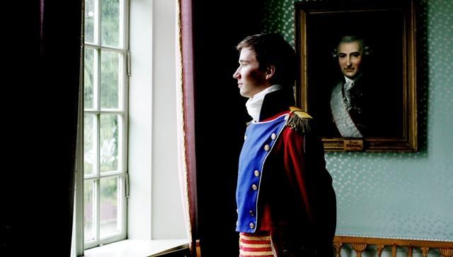 prinsen_i_hjrnestuen.JPG. Foto/Photo