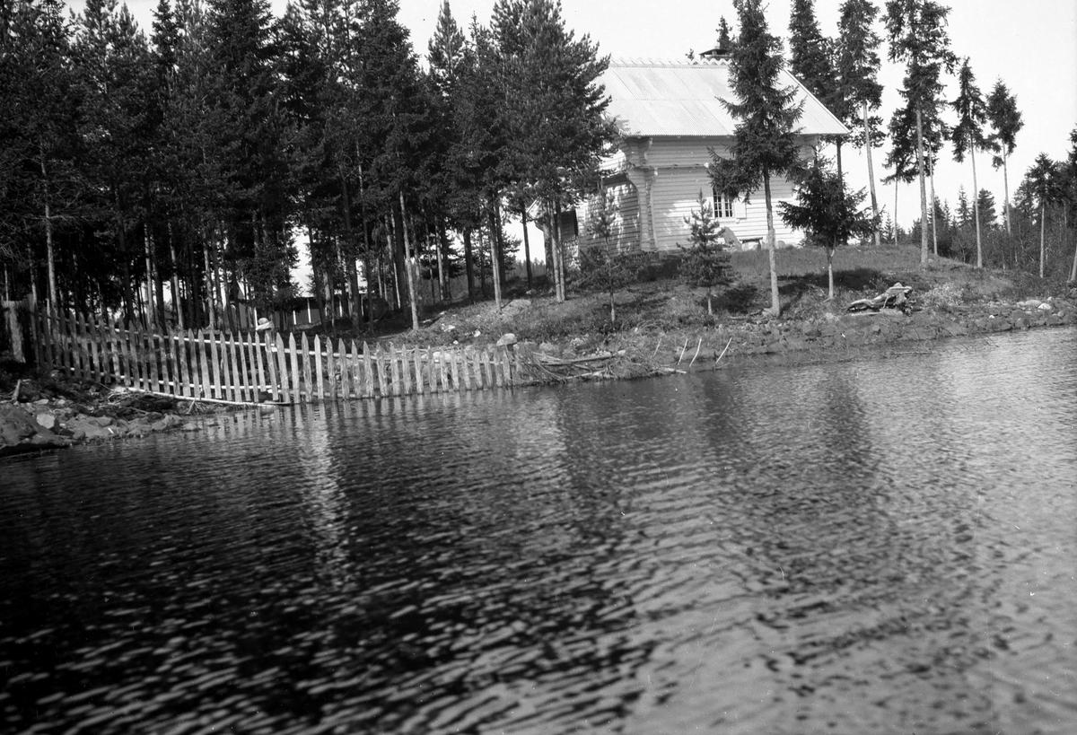 Lisjøen.Vester-Holm