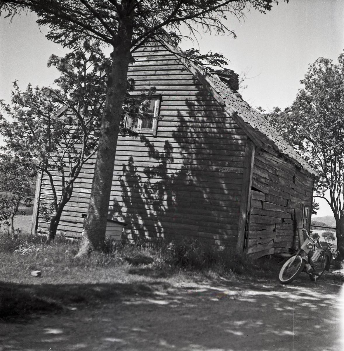 Cleng Peerson-huset G.nr. 52, Hesthammer, Tysvær Eksteriør