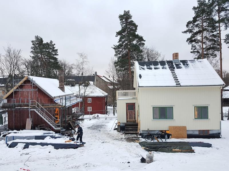 Finnmark 1956. Desember 2018.