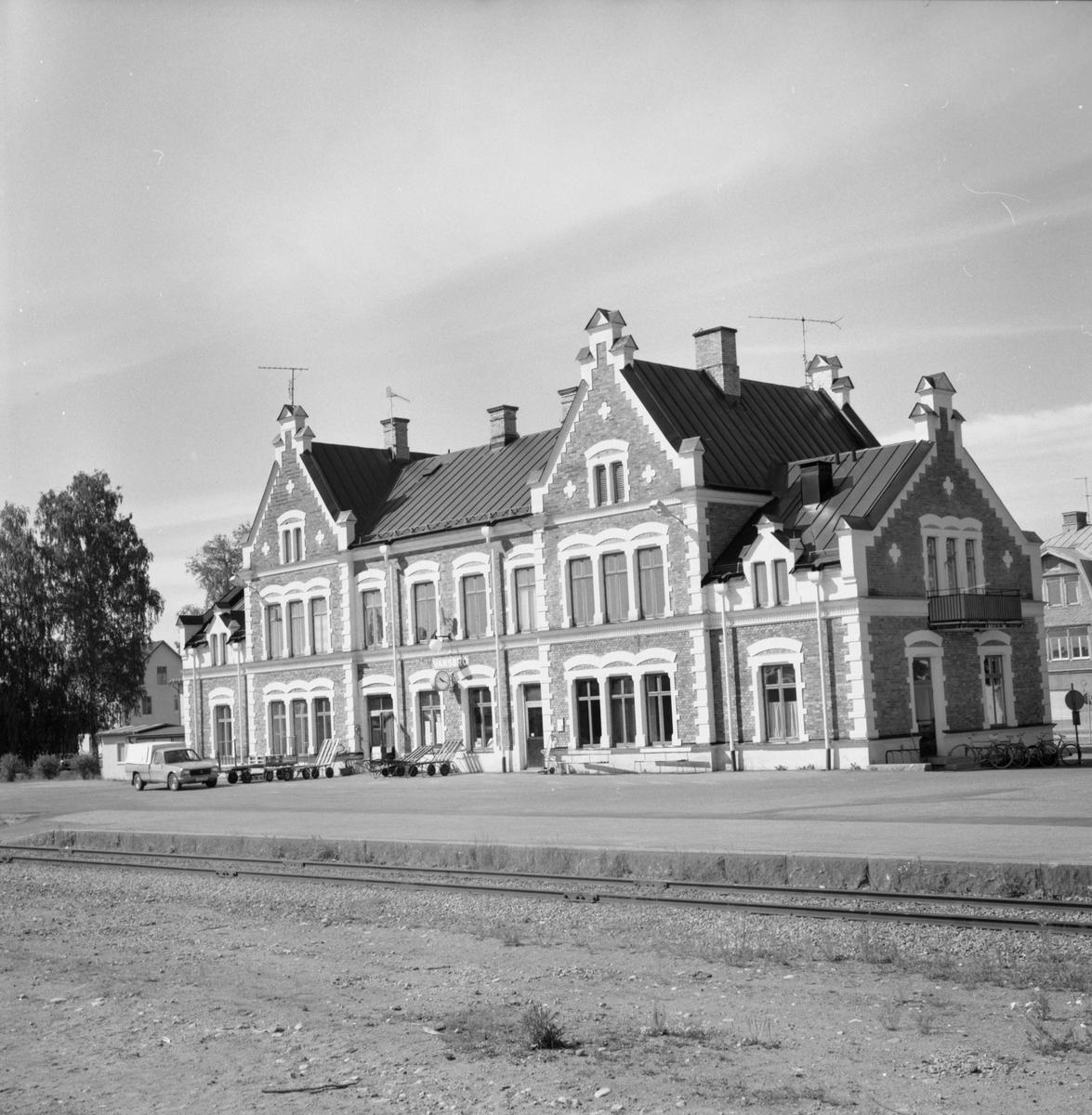 Vansbro station.