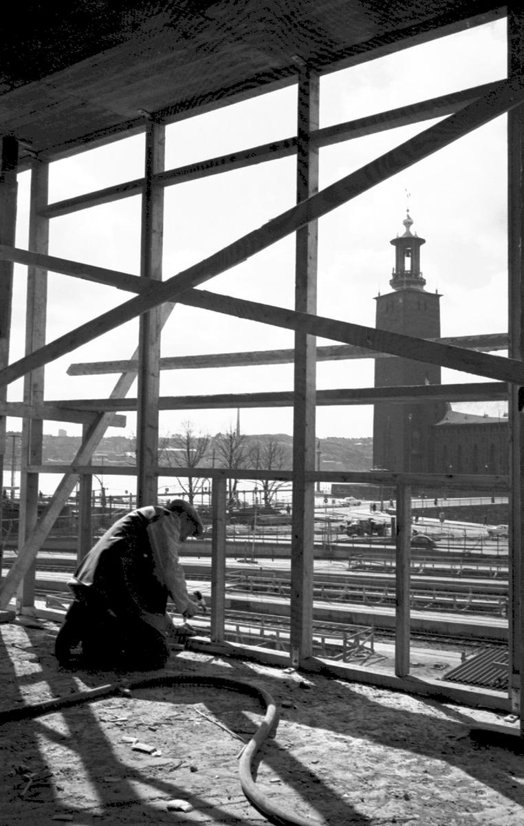 Stockholm Centralstation, tillbyggnad