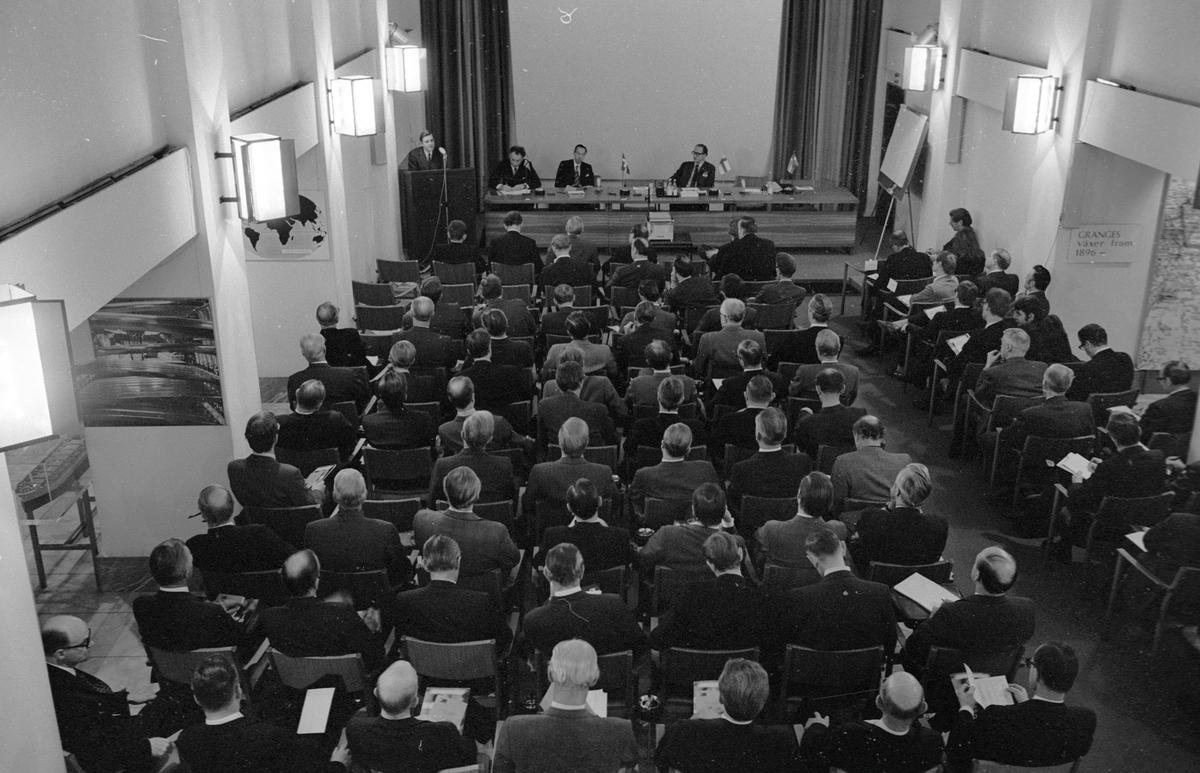 NJS-sammanträde. NJS - Forum för Nordiskt Järnvägssamarbete