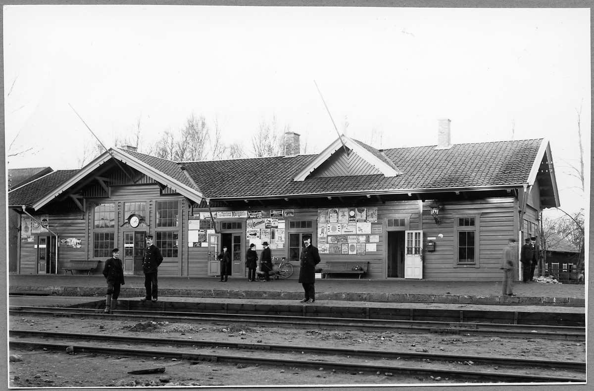 Vartofta station.