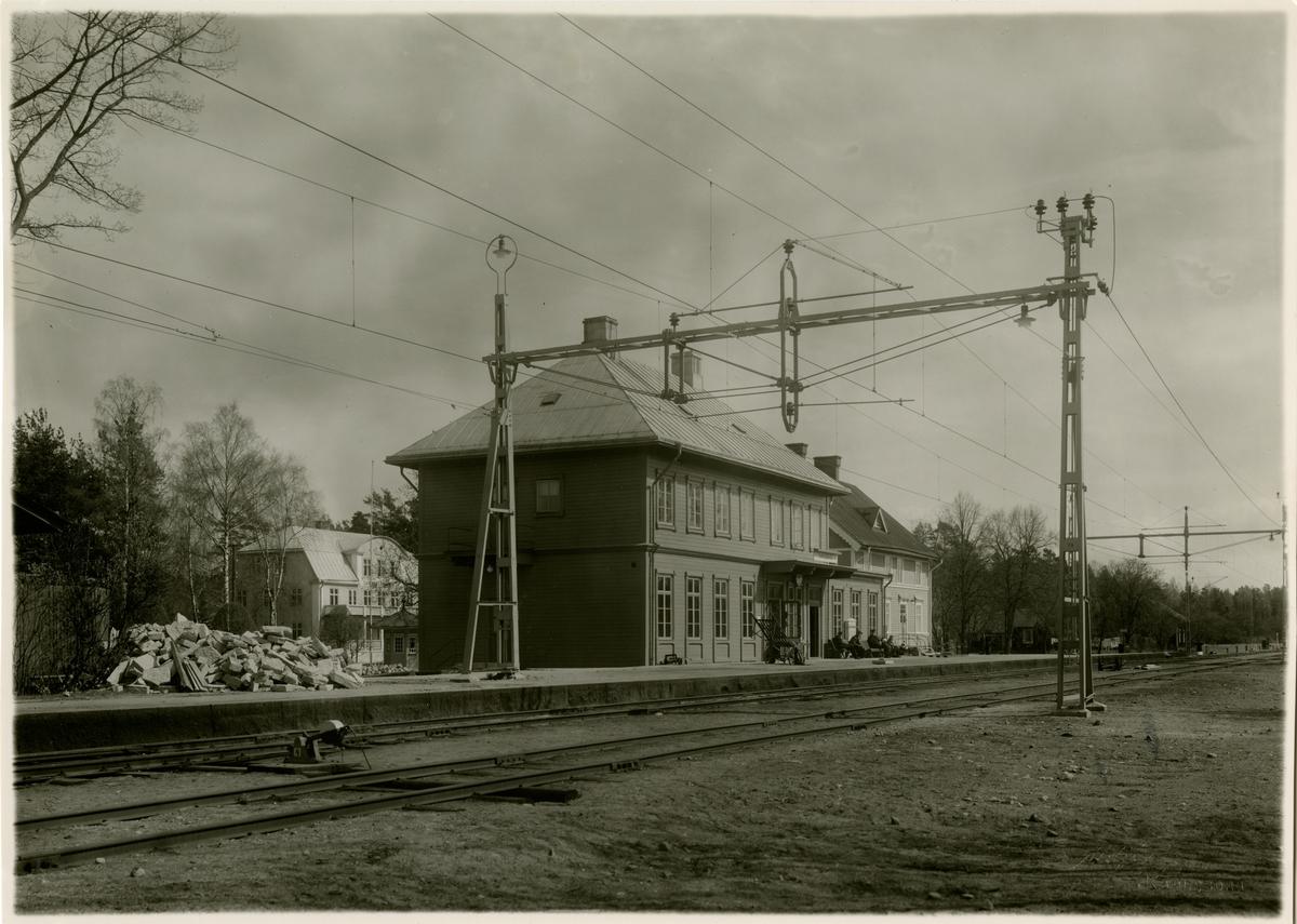 Karlsborgs station