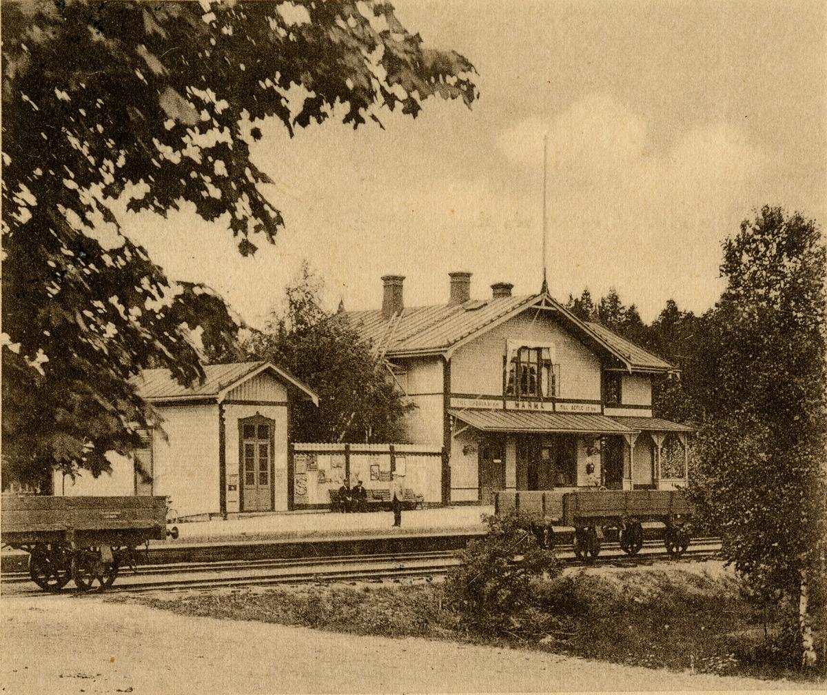 Stämplat 1902