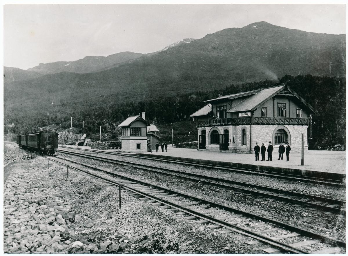 Narviks station