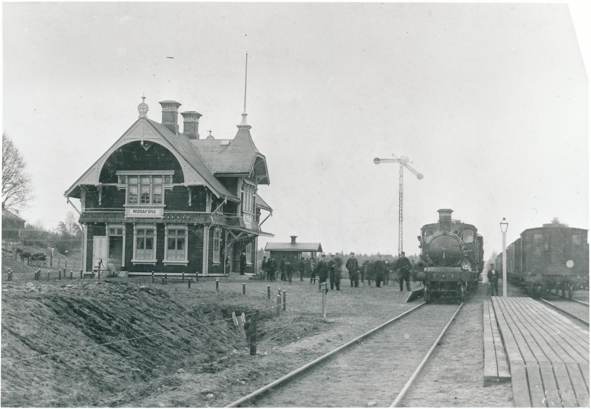 BAJ A 8 Bårås-Alvesta Järnväg