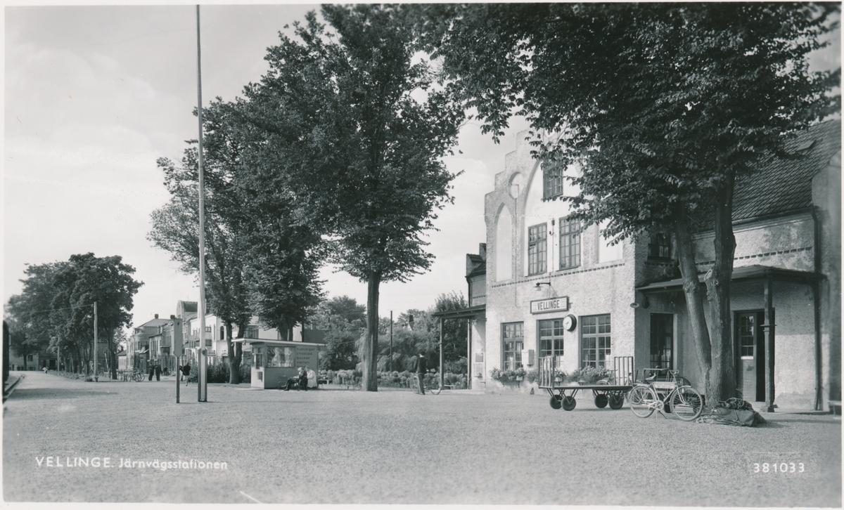Vellinge station