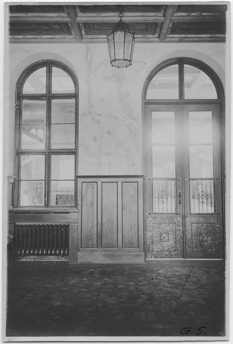 Väntsalen på Göteborg station.