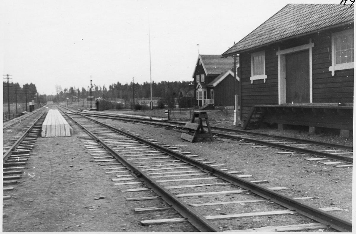 Isätra station.
