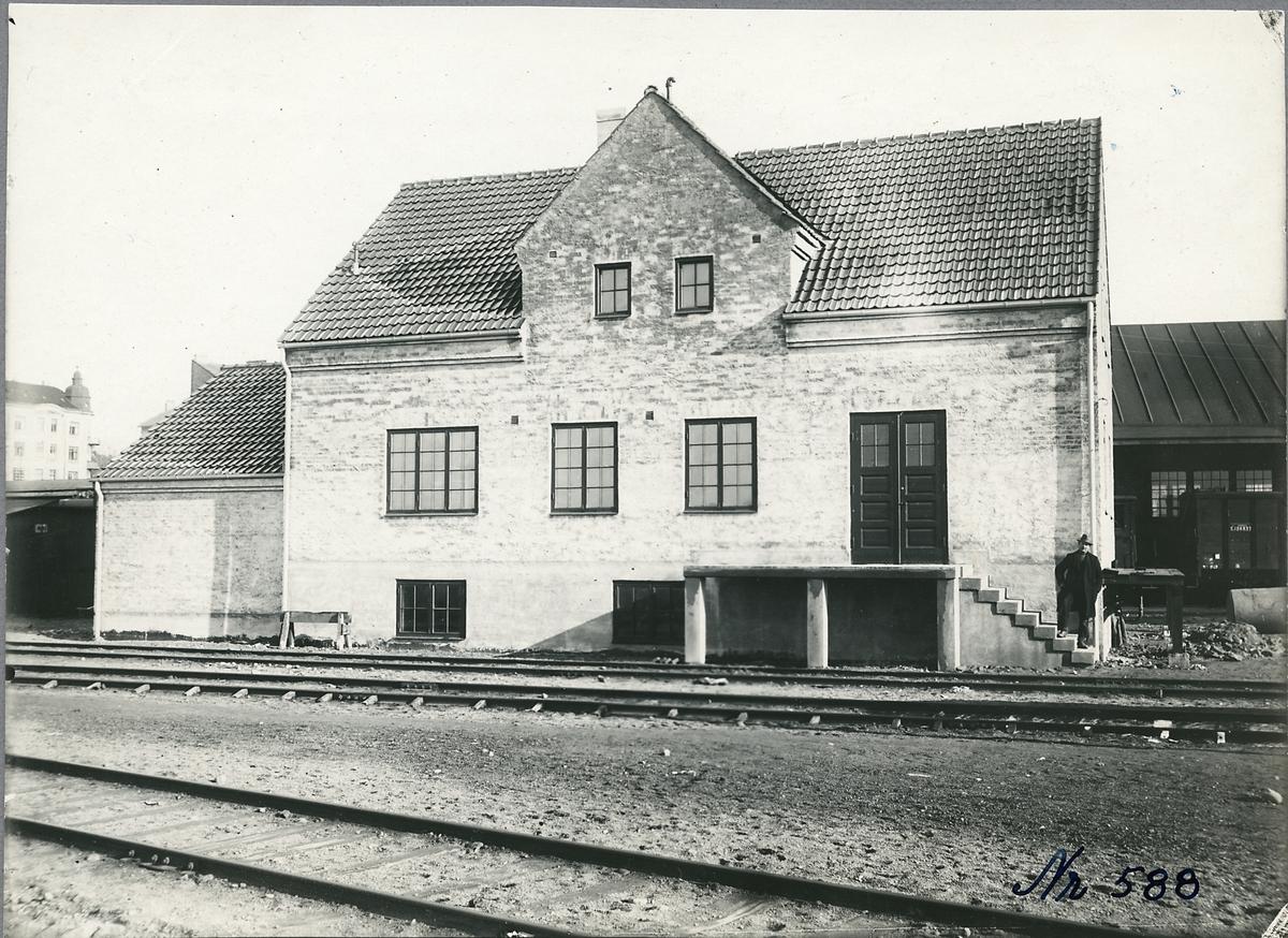 Personalhus i Helsingborg.