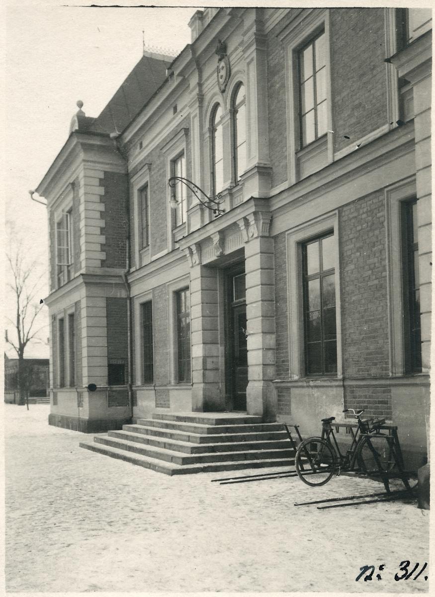 Linköpings stationshus.