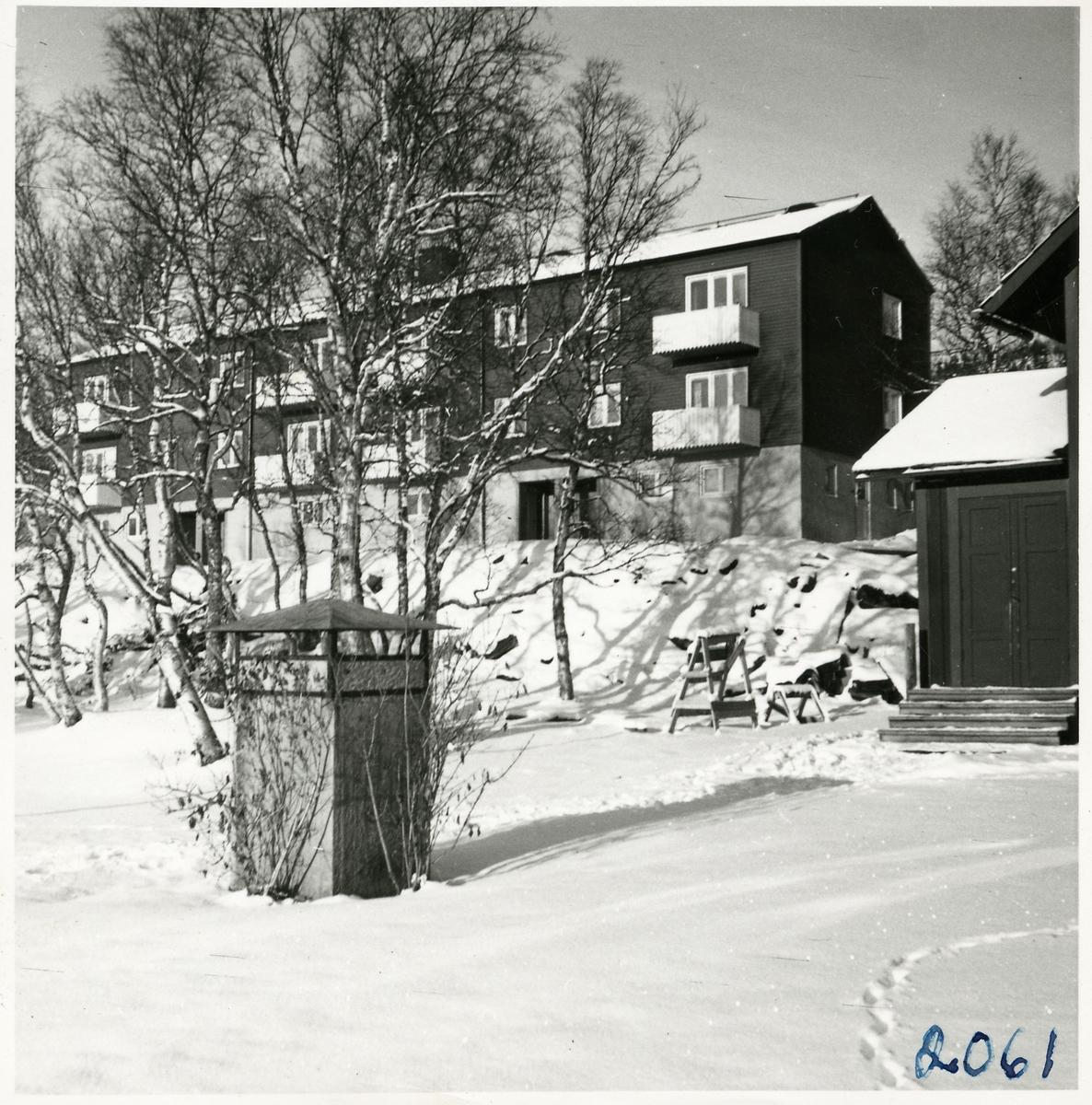 Bostadshus 9L, Storlien.