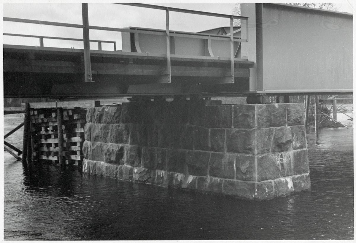 Bro vid Brännsågen.