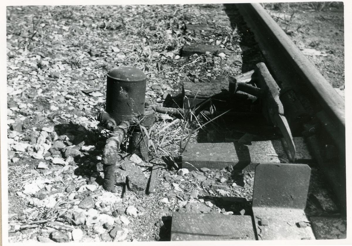 Rangerbroms. Bilder från Bantekniska kontorets studieresa i USA.