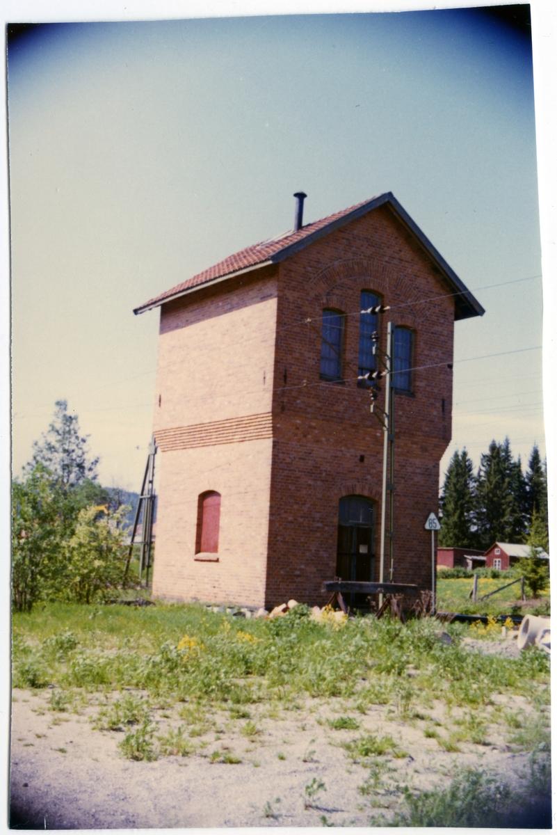 Tornet byggdes 1908 och revs 1977