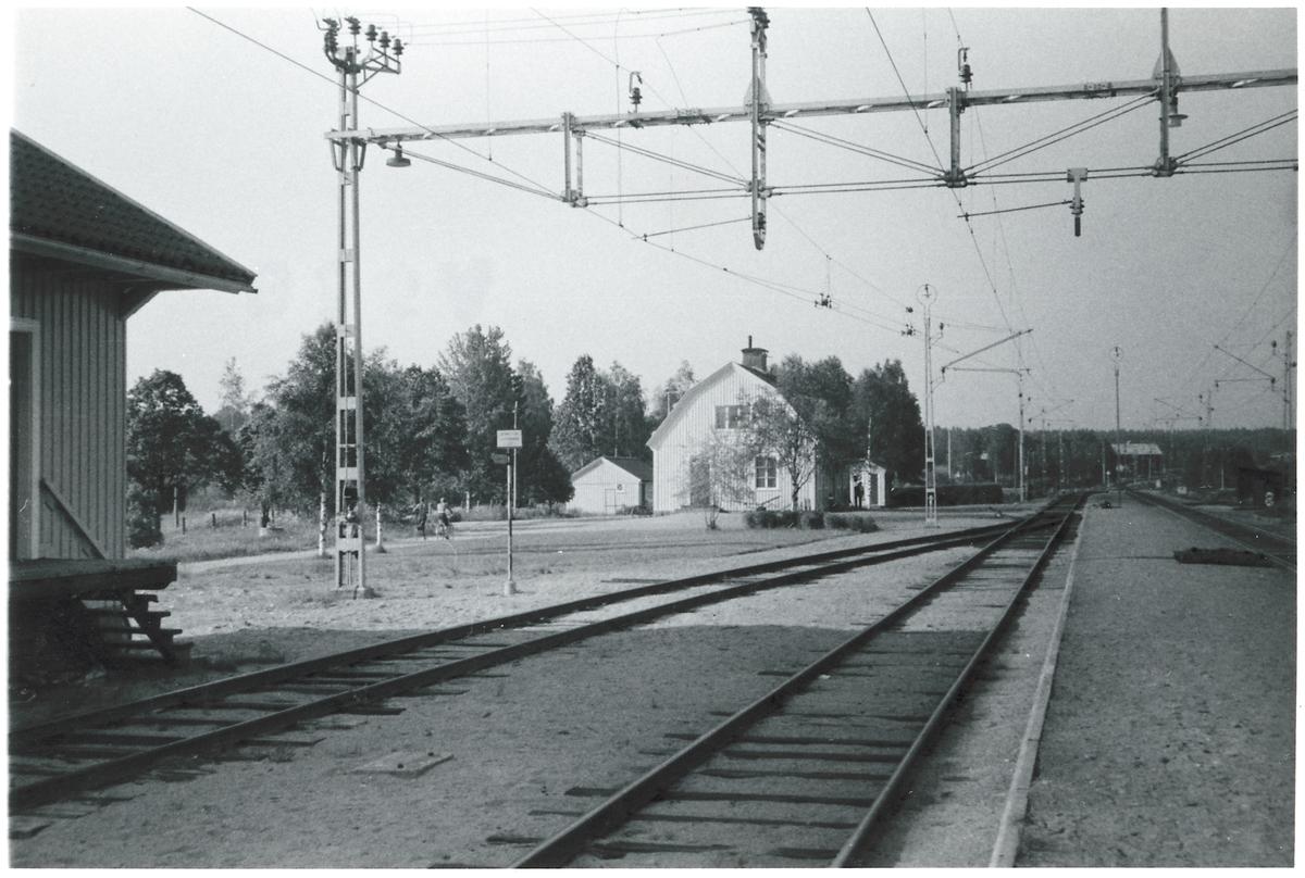 Lindefallet station.