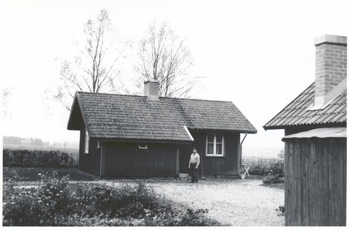 Tång banvaktstuga, på sträckan mellan Brunnsheden och Norra Brunn.