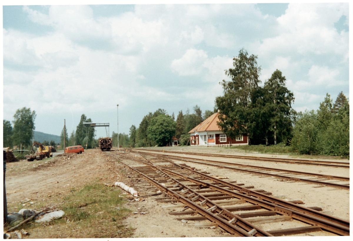 Nyhammar station.