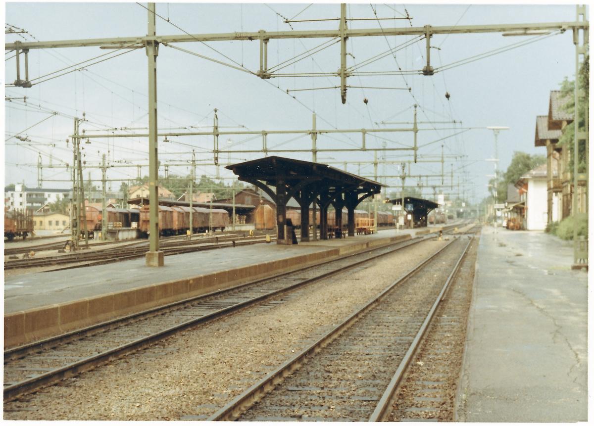 Bollnäs station.