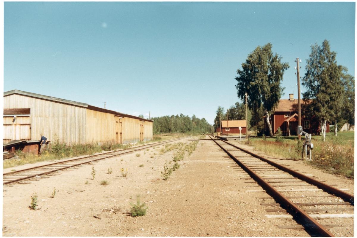 Stationen i Gävunda.