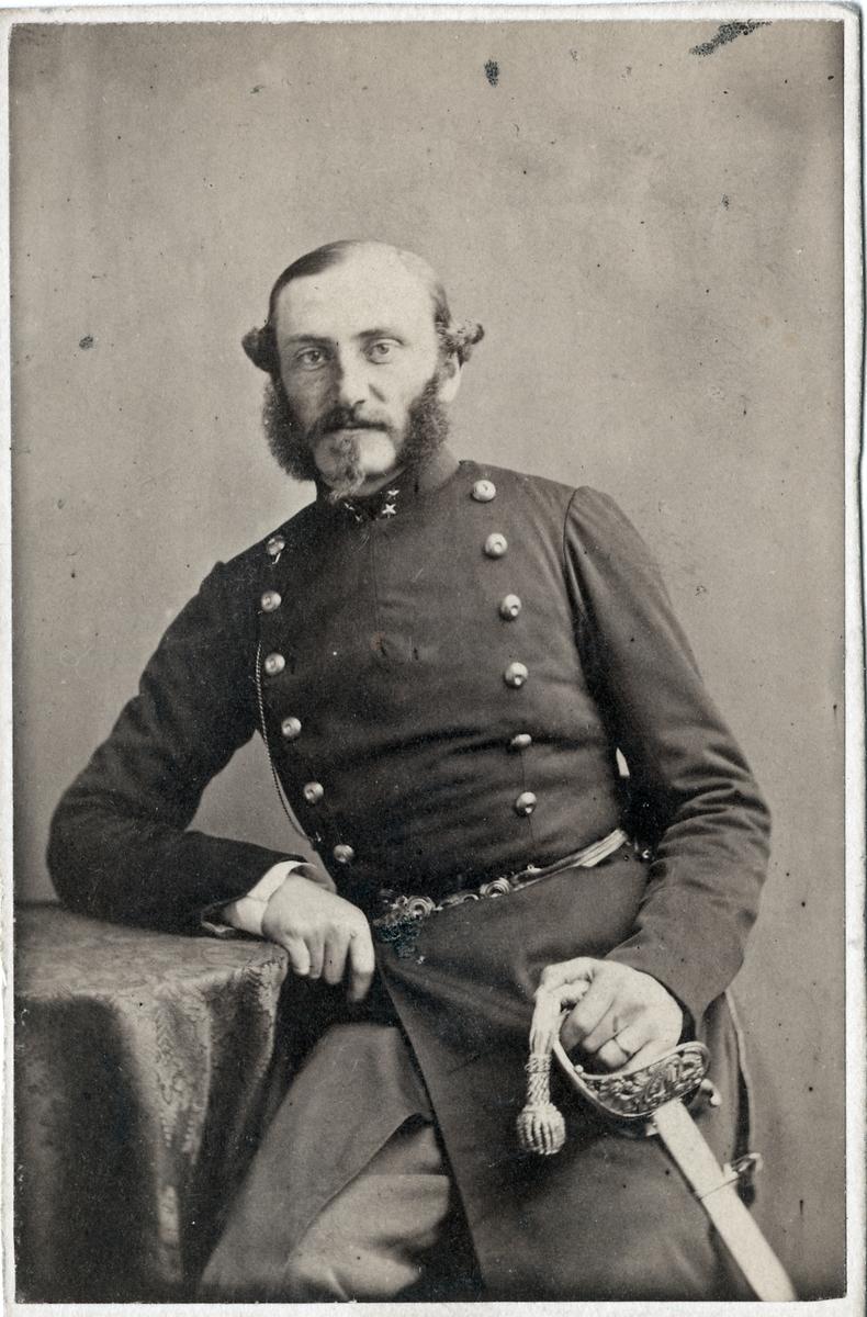 Löjtnant Hoffberg.