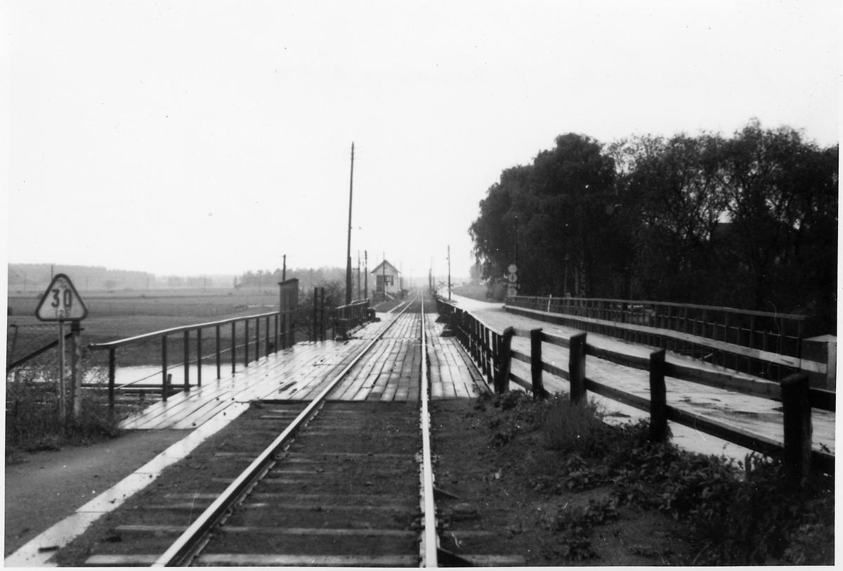 Svängbro i Kolbäck.