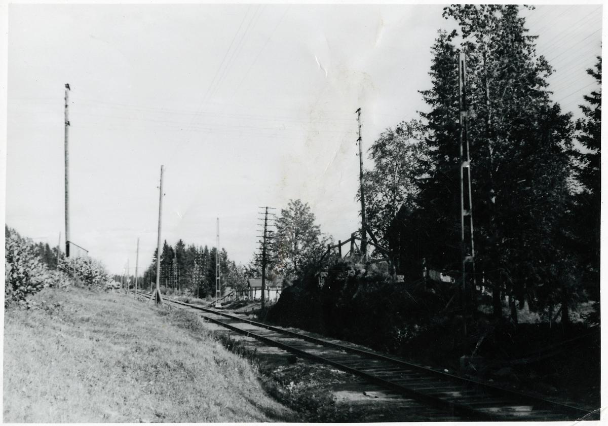 Elektrifiering av linjen mellan Mörsil och Järpen