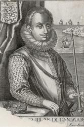 Christian IV [kobberstikk]